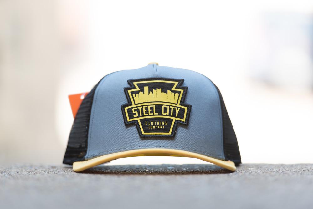 Steel City Clothing Snapback — Steel City Clothing Company 4f68c1006e4